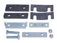 Sheet Metal Body Parts - Radiator Core Support Parts - H&H Classic Parts - Radiator Core Support Mounting Kit