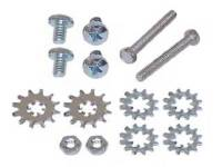 Screw Sets - Door & Quarter Window Sets - East Coast Reproductions - Quarter Glass Channel Screw Set