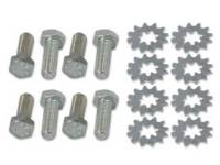 Screw Sets - Door & Quarter Window Sets - East Coast Reproductions - Door Hinge to Cowl Bolts