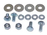 Screw Sets - Exterior Sets - H&H Classic Parts - Front License Plate Bracket Mount Kit