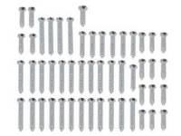 Interior Screw Sets - Interior Trim Screw Sets - East Coast Reproductions - Window Garnish Screw Set