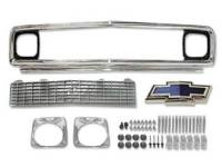 Grille Parts - Grille Kits - H&H Classic Parts - Grille Kit