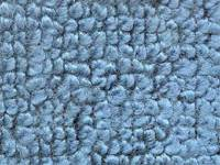 Interior - Carpet - ACC - Medium Blue 80/20 Kick Panel Carpet