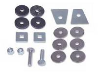 Radiator Parts - Radiator Core Support Parts - H&H Classic Parts - Radiator Core Support Mount Kit