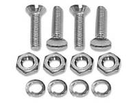 Sill Plates - Step Plates - H&H Classic Parts - Step Plate Hardware (2 PER Truck)