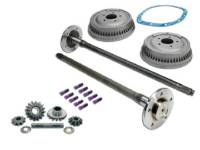 Classic Performance Products - 5-Lug Axle Conversion Kit