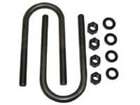 Suspension Parts - Rear U-Bolts - CPP - Rear End U-Bolts