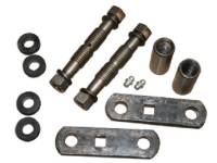 Chassis & Suspension Parts - Spring Shackles & Bushings - H&H Classic Parts - Front Spring Front Shackle Kit (2 Required per Truck)