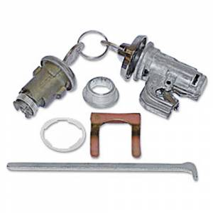 Classic Chevelle, Malibu, & El Camino Restoration Parts - Locks & Lock Sets - Glove Box/Trunk Lock Sets