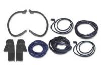 Weatherstrip Kits - Deluxe Weatherstrip Kits - H&H Classic Parts - Secondary WeatherStrip Kit