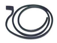 Window Parts - Roof Rail Seals - H&H Classic Parts - Top to Body Side Seal LH