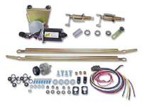 Wiper Parts - RainGear Wiper Motor Conversions - RainGear Wiper Systems - RainGear Wiper Conversion Kit with Standard Switch