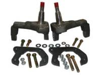 Nova - McGaughy's Suspension - Stock Height Disc Brake Spindles