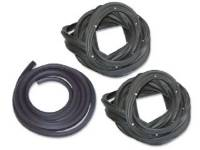 Weatherstriping & Rubber Parts - Weatherstrip Kits - H&H Classic Parts - Basic Weatherstrip Kit