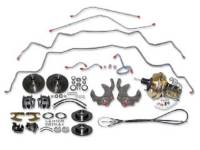 Brake Parts - Disc Brake Conversion Kits - H&H Classic Parts - 4-Wheel Disc Brake Kit