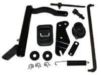 Engine & Transmission Restoration Parts - Clutch Linkage Parts - OER (Original Equipment Reproduction) - Clutch Linkage Kit