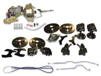 "Nova - RideTech - Disc Brake Conversion Kit (13"" Rotors)"