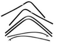 Window Moldings - Windshield Moldings - Dynacorn - Windshield Moldings