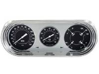 Classic Instruments - Gauge Kit Black/White