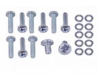 Interior Screw Sets - Interior Trim Screw Sets - East Coast Reproductions - Seat Stop Screw Set