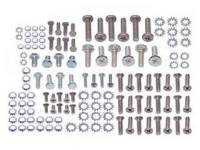 Exterior Screw Sets - Trunk & Tailgate Sets - East Coast Reproductions - Tailgate/Liftgate Fastener Set
