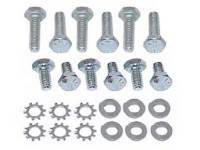 Exterior Screw Sets - Trunk & Tailgate Sets - East Coast Reproductions - Liftgate Hinge Bolt Set
