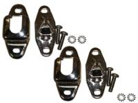 Seat Parts - Seat Latches - H&H Classic Parts - Rear Seat Latches