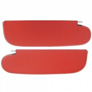 Interior Parts & Trim - Interior Soft Goods - Sunvisors