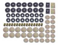 Prothane - Urethane Body Mount Kit