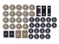 Body Mounts - Body Mounts (Urethane) - Prothane - Urethane Body Mount Kit