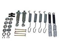 Brake Parts - Brake Hardware Kits - Shafer's Classic - Front Brake Hardware Kit