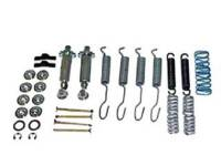 Brake Parts - Brake Hardware Kits - Shafer's Classic - Rear Brake Hardware Kit