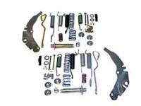 Brake Restoration Parts - Brake Hardware Kits - Shafer's Classic Reproductions - Rear Brake Hardware Kit