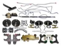 H&H Classic Parts - 4-Wheel Disc Brake Conversion Kit