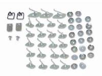 Clip Sets - Side Molding Clip Sets - East Coast - Upper Quarter Molding Clip Set