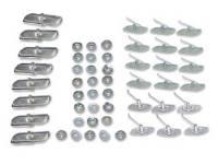 Clip Sets - Side Molding Clip Sets - East Coast - Lower Quarter Molding Clip Set