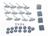 East Coast - Door Molding Clip Set