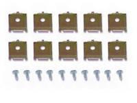 Clip Sets - Side Molding Clip Sets - H&H Classic Parts - Rocker Molding Clips