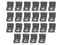 Clip Sets - Window Molding Clip Sets - RT66 - Rear Glass Revel Molding Clip Set