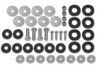 Convertible Parts - Miscellaneous - Shafer's Classic - Inner Fender Washer Kit