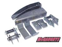 McGaughy's - Rear Spring Relocator Pockets (for moving Springs In-Board)