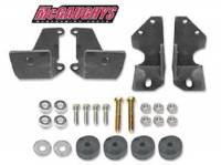 Transmission Parts - Transmission Conversion Mounts - DKM Manufacturing - Transmission Side Mount Conversion Kit