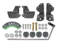 Transmission Parts - Transmission Conversion Mounts - H&H Classic Parts - Transmission Mount Kit