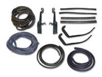 Weatherstrip Kits - Basic Weatherstrip Kits - H&H Classic Parts - Basic WeatherStrip Kit