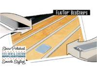 Bed Wood Parts - Bed Strips - H&H Classic Parts - Stainless Steel Bed Strips with Hidden Fastners
