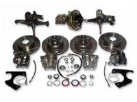 Truck - H&H Classic Parts - 4-Wheel Disc Brake Conversion Kit