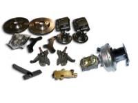 "Brake Parts - Disc Brake Conversion Kits - H&H Classic Parts - Disc Brake Conversion Kit (13"" Rotors)"