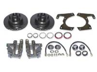 Brake Parts - Disc Brake Conversion Parts - Classic Performance Products - Front Disc Brake Kit (5 Lug)