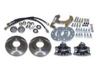 Brake Parts - Disc Brake Conversion Parts - CPP - Front Disc Brake Kit (6 Lug)