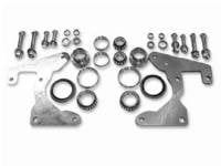 Brake Parts - Disc Brake Conversion Parts - CPP - Front Disc Brake Bracket Kit